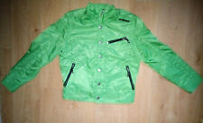 "Men`s Green jacket Energie brand - Jean`session. ""Worn out & d-stressed"" Quality"