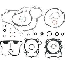 Moose Racing Gasket Kit Set w Oil Seals Yamaha 98-99 YZ400F & WR400F  0934-1486