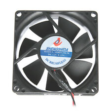 G58 4pin 12v 80x80x25mm brushless ventiladores ventiladores radiador radiador ventiladores ordenador PC