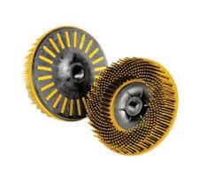 3 m 24242 BD-ZB Bristle Disc 115 mm x M14 P80 jaune Filetage M14