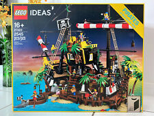 LEGO IDEAS PIRATES OF BARRACUDA BAY EXCLUSIVE NISB 21322 READY TO SHIP NEW