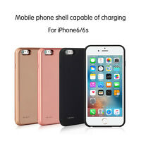 2500mah Extenal Battery Charger Case Backup Power Bank Cover For iPhone 6/6S