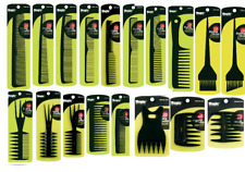 Styling Combs, Afro by Magic Collection Plastic, Metal,Tail, Rak, Pik, all types