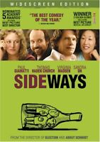 Sideways [New DVD] Dolby, Dubbed, Subtitled, Widescreen, Sensormatic