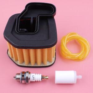 Air Fuel Filter Line Hose For Husqvarna 570 575 XP 575XP 576XP Spark Plug Kit