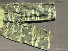 Pantacourt DDP 16 Ans Motif Camouflage