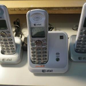 AT&T EL51310 DECT 6.0 3-Handset Cordless Phone System