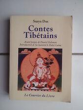 Surya DAS Contes Tibétains ( introduction du Dalai Lama ) 2006 tbe