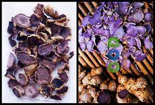 *UNCLE CHAN 3.53oz Black Galingale Dried Slice Kaempferia parviflora 100g oranic