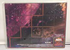 Marvel Heroclix- Infinity Gauntlet- Space Racetrack- Outdoor map HX146