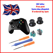 Xbox One Controller Analog Joysticks Replacement with Thumbsticks cap & tools