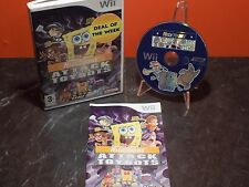 Nicktoons ATTACK OF THE TOYBOTS NINTENDO WII PAL