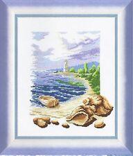 Cross Stitch Kit By the sea
