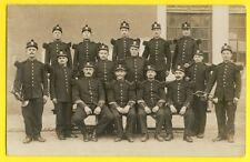 CPA France CARTE PHOTO MILITAIRES SOLDATS en UNIFORME du 44e Régiment Clairons