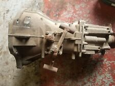 6 SPEED MANUAL GEARBOX IVECO DAILY 8870921 6S300