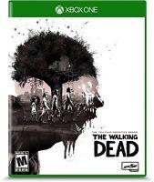 The Walking Dead The Telltale Definitive Series XBox One Game Microsoft XB1 X S