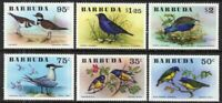 Barbuda #YT251-YT256 MNH EUR26.50 Birds Oiseaux Vogel