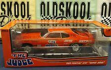 "Arnie ""the farmer"" Beswick 1969 Pontiac GTO ""Super Judge"" Autoworld 1:18 scale"