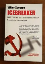 Icebreaker  Who Started the Second World War by Viktor Suvorov (paperback, 2010)