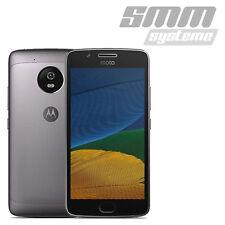 """Handy Smartphone Motorola Moto G5 Gen 3 16 GB 1920 x 1080 5"""" IPS Grau Android"""