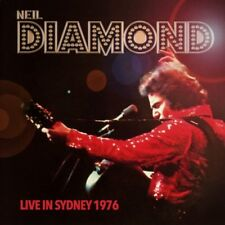 Neil Diamond – Live In Sydney 1976 (2016)  2CD  NEW/SEALED  SPEEDYPOST
