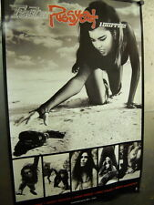 Faster Pussycat get Whipped racy 1992 Large Promo Poster wild looking
