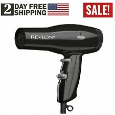 Revlon Professional Hair Blow Ionic Dryer 2 Speed Diffuser Salon Volume Booster
