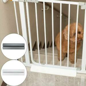Baby Pet Gate Stair Way Safety Fixed Board for Door Extra Wide Tall Lock Walk UK