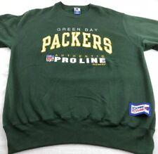 Green Bay Packers NFL Champion Pro Line 1996 Crewneck Sweatshirt Mens XL Vintage