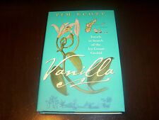 VANILLA Ice Cream Orchid History Search for the Flower Plant Madagascar Book NEW