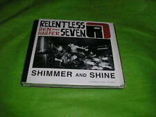 CD Blues Ben Harper Shimmer and Shine Promo 1Song VIRGIN Relentless Seven