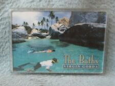 New listing The Baths Virgin Gorda British Virgin Islands Acrylic Magnet Souvenir Fridge