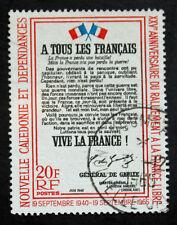 Briefmarke neues Caledonia/New Caledonia Briefmarke - YT 326 gestempelt (Cyn23)