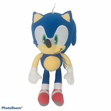 """TOY FACTORY SONIC The Hedgehog Plush Measures 12"""" Multi Colors"""