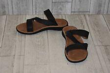 258e9a9a6 Superfeet Reyes Chipmunk Sandal - Women s Size 8 Black