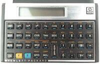 HP Hewlett Packard 11C Vintage Scientific Programmable Calculator with Case
