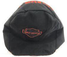 Harley-Davidson Motorcycle Dust Cover Helmet Bag w/ Drawstring Bottom