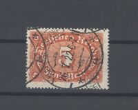 Dt. Reich Mi.Nr. 174c, 5 Mark Freimarken 1921 gestempelt, geprüft Infla (32380)