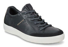 Men's Ecco Soft 7 M Sneaker Navy/Night Sky Sz. EU 45 US 11 - 11.5 FREE SHIPPING