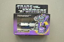 1985 Transformers Original G1 Triplechanger Astrotrain Sealed Box -HARD TO FIND!