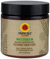 Coconut Jamaican Black Castor Oil Hair Food (4 oz.)