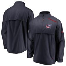 Columbus Blue Jackets Jacket (Size XL) Men's NHL Rinkside Full Zip  - New