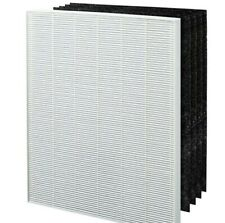 Neza - Hepa Replacement Winix 115115 Filter + 4 Carbon Filters,Size 21 5300 5500