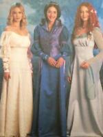 McCalls Sewing Pattern 3797 Ladies Misses Renaissance Costumes Size 14-20 UC