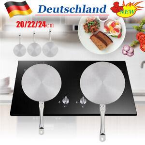 Universal Induktion Adapterplatte Konverter Zum Kochen für Induktionskochfelder