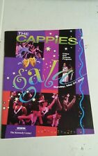 The Cappies Gala May 27 2007 Kennedy Center Critics Awards Program Booklet