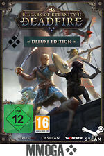 Pillars of Eternity 2 II: Deadfire - Deluxe Edition - Steam Download PC Spiel DE