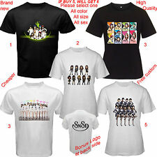 SNSD Girls' Generation SoShi Album Concert T-shirt All Size S,M,L~5XL,Kids,Baby