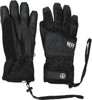 Neff Digger Gloves Black Mens Sz M