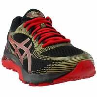 ASICS GEL-Nimbus 21  Casual Running  Shoes - Black - Mens